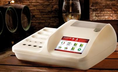 CDRwinelab® le analisi del vino in cantina