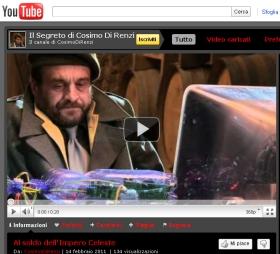 canale youtube Cosimo Di Renzi