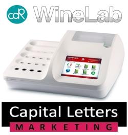 Accordo CDR & CapitalLetter USA per la ricerca di canali di distribuzione di CDR WineLab in Nord America